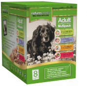 Natures Menu Adult Multipack Saquetas 8x300 g