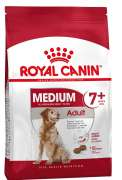 Size Health Nutrition Medium Adult 7+ 10 kg da Royal Canin