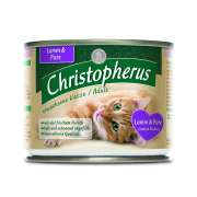 Christopherus Adult Cat - Lamb & Turkey Can 200 g