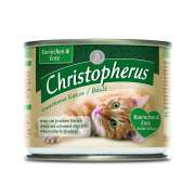 Christopherus Adult Cat - Duck & Rabbit Can 200 g