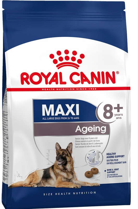 Royal Canin Size Health Nutrition Maxi Ageing 8+ 15 kg 3182550803113