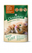 Feine Kost Adult, Veal & Chicken with Aloe Vera in Pouch 85 g
