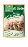 Christopherus Feine Kost - Sterilized - Poultry & Rice 85 g