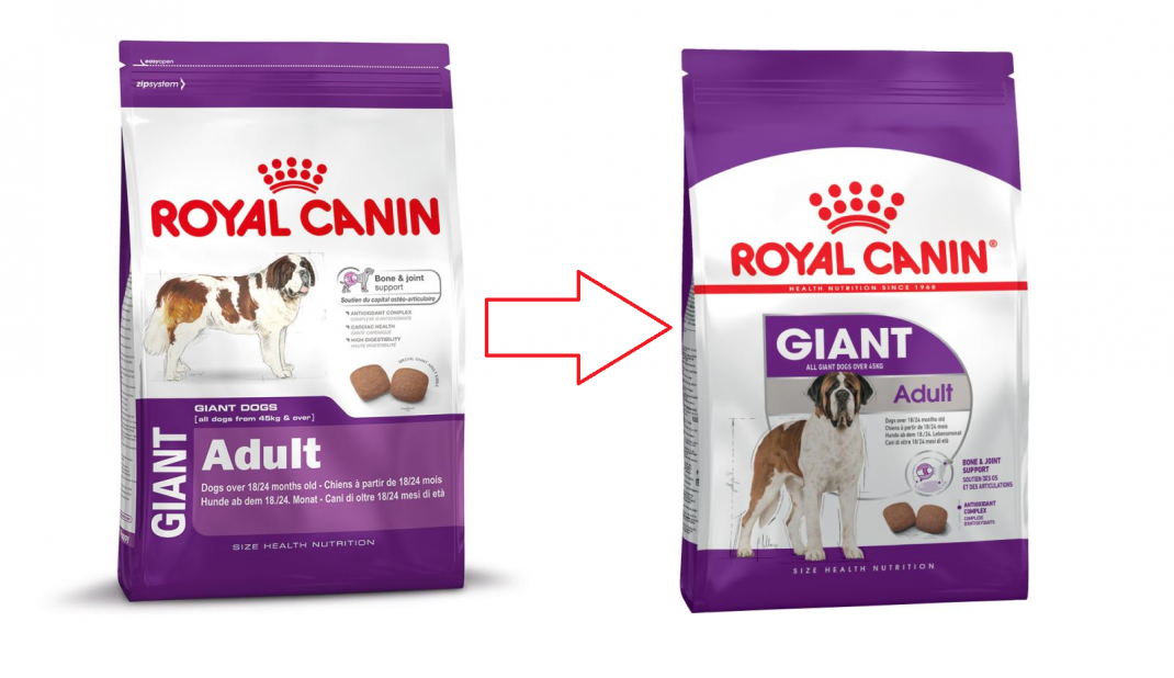Royal Canin Size Health Nutrition Giant Adult 15 kg
