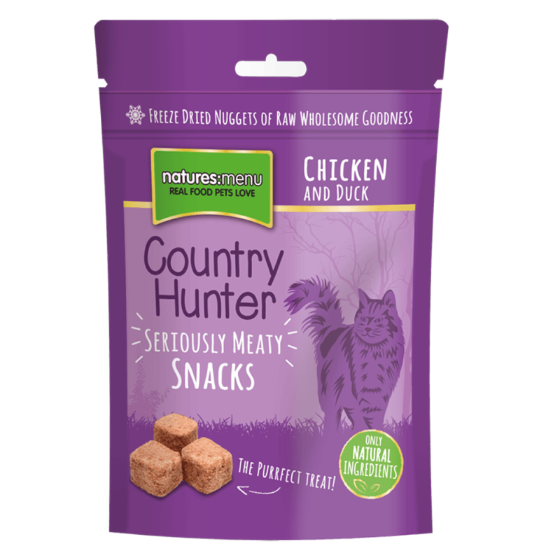 Natures Menu Country Hunter Snack Pollo y Pato 40 g 5025730000705 opiniones