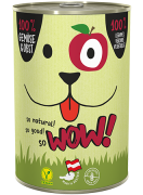 WOW 100% Légumes et Fruits 400 g