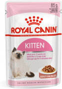 Royal Canin Feline Health Nutrition Kitten kastikkeessa 85 g