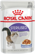 Royal Canin Feline Health Nutrition Sterilised in Jelly Art.-Nr.: 718