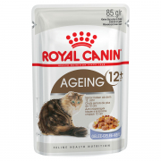 Royal Canin Feline Health Nutrition Ageing +12 in Jelly 85 g