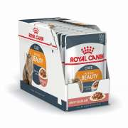 Royal Canin Feline Health Nutrition Multipack Intense Beauty in Saus 12x85 g in verkoop