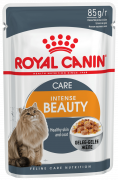 Royal Canin Feline Health Nutrition Intense Beauty in Jelly 85 g