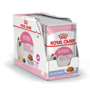 Royal Canin Feline Health Nutrition Multipack Kitten i Gele 12x85 g