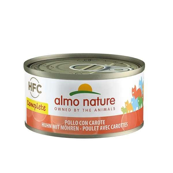 Almo Nature HFC Complete Chicken with Carrots 70 g