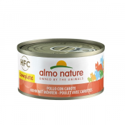 Almo Nature HFC Complete Poulet & Carottes 70 g