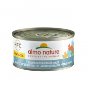 Almo Nature HFC Complete Mackerel with Sweet Potato 70 g