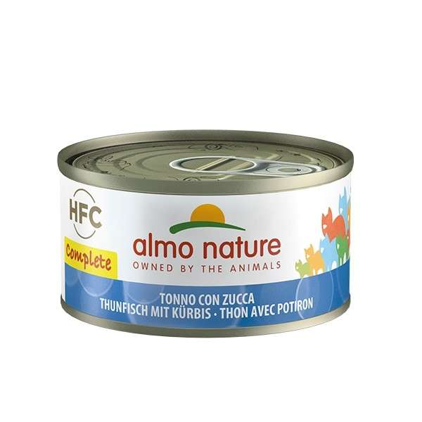 Almo Nature HFC Complete Tuna with Pumpkin 70 g