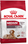 Size Health Nutrition Medium Ageing 10+ 15 kg de chez Royal Canin