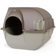 Cat toilet Roll'n'Clean brown/grey 50x56x50 cm