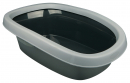 Trixie Carlo Litter Tray, with Rim 38x17x58 cm