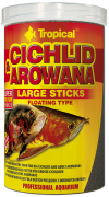 Cichlid & Arowana large Sticks 300 g