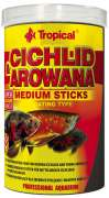 Cichlid & Arowana Medium Sticks 90 g