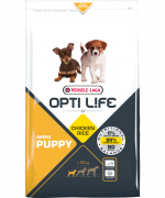 Opti Life Puppy Mini with Chicken 7.5 kg