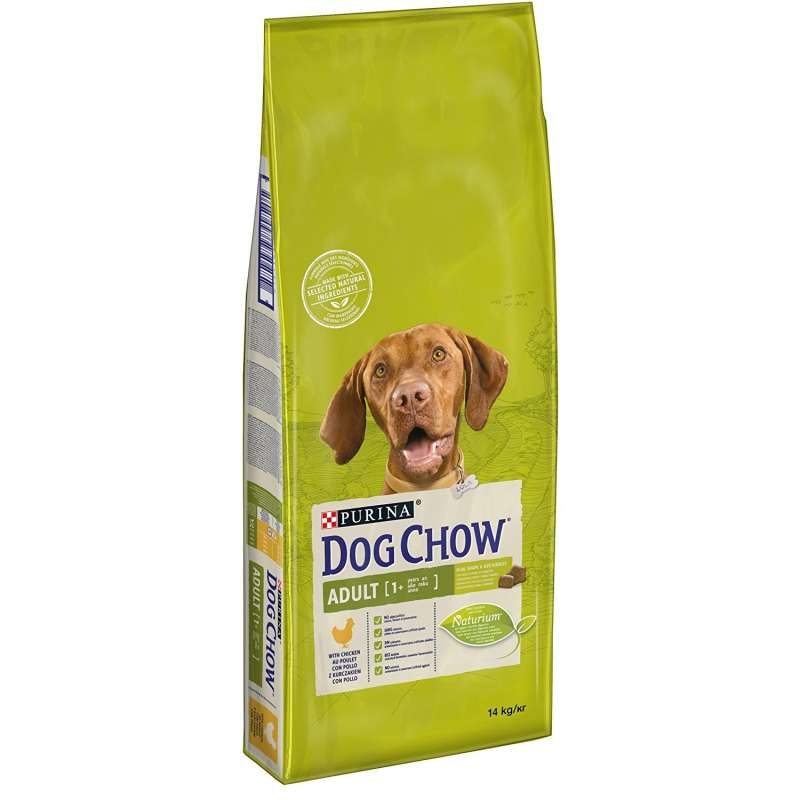 Purina Dog Chow Adult con Pollo 14 kg 7613034487629 opiniones
