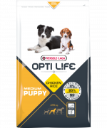 Versele Laga Opti Life Puppy Medium Chicken & Rice 2.5 kg Valpar & unga hundar