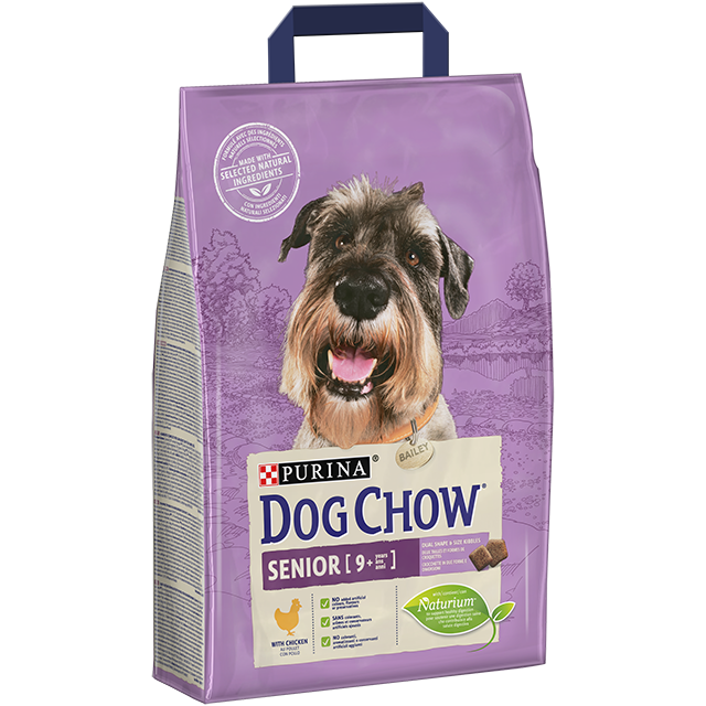 Purina Dog Chow Senior con Pollo 2.5 kg 7613034488251 opiniones