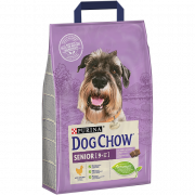Purina ordina Tonus Dog Chow Senior con Pollo 2.5 kg