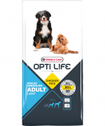 Opti Life Adult Light Medium & Maxi with Chicken & Rice 12.5 kg