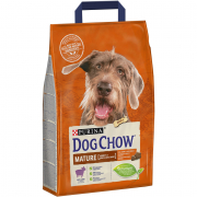 Tonus Dog Chow Mature con Agnello - EAN: 7613034485960