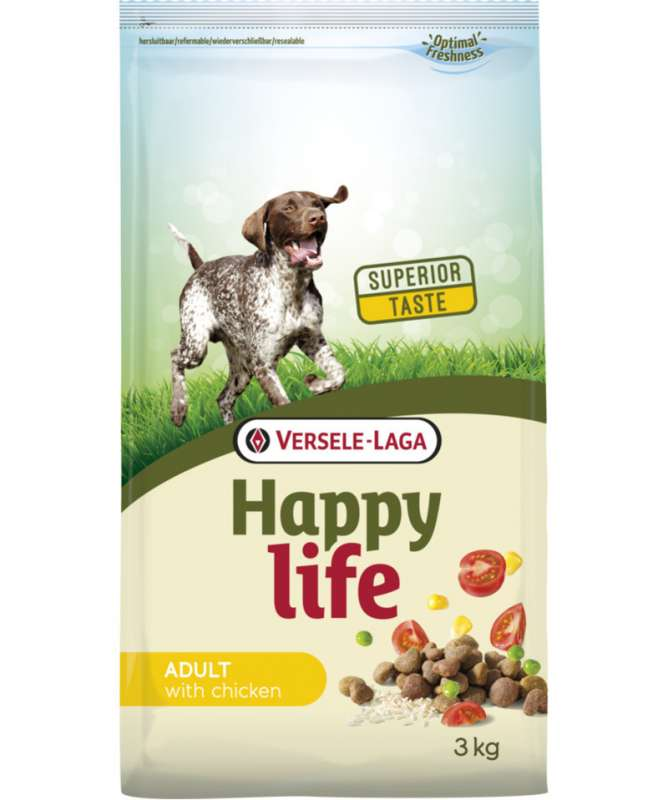 Versele Laga Happy Life Adult con Pollo 15 kg 5410340311196 opiniones