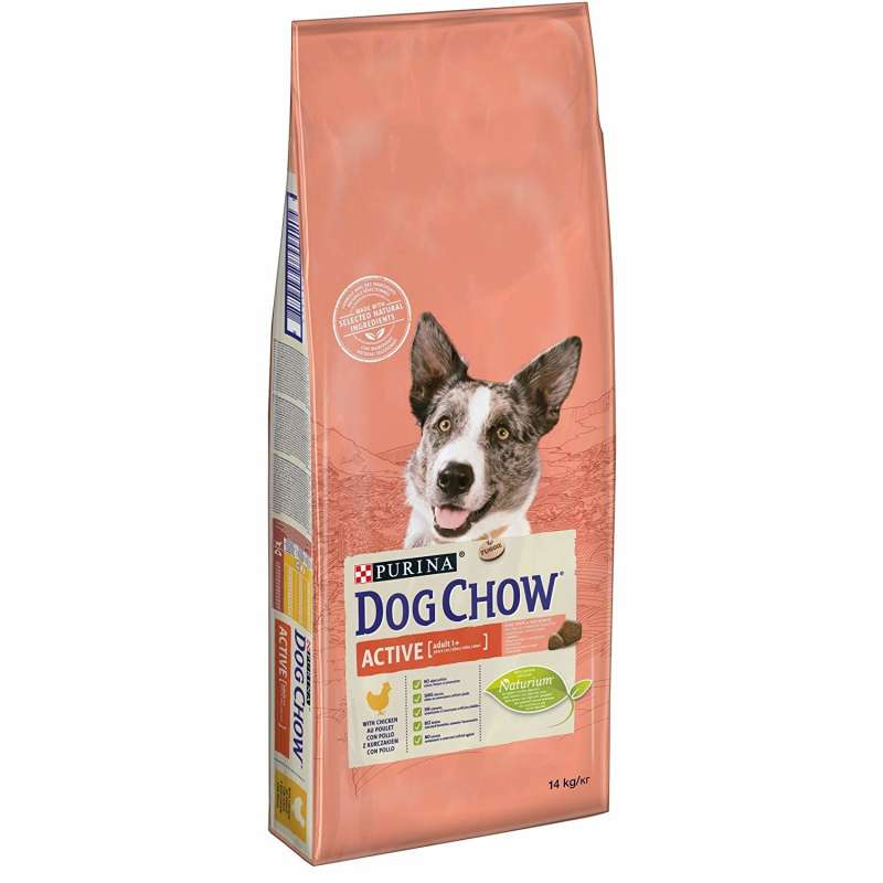 Purina Dog Chow Active con Pollo 14 kg