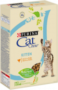 Cat Chow Kitten Rico en Pollo 400 g