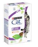 Purina Cat Chow Hairball Control rich in Chicken 400 g