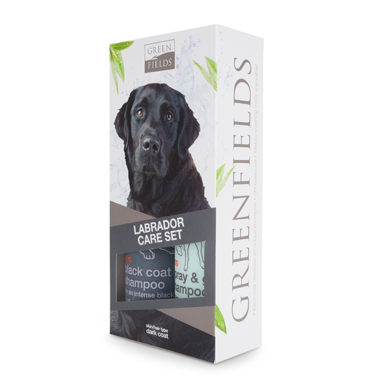 Greenfields Labrador Care Set  2x250 ml