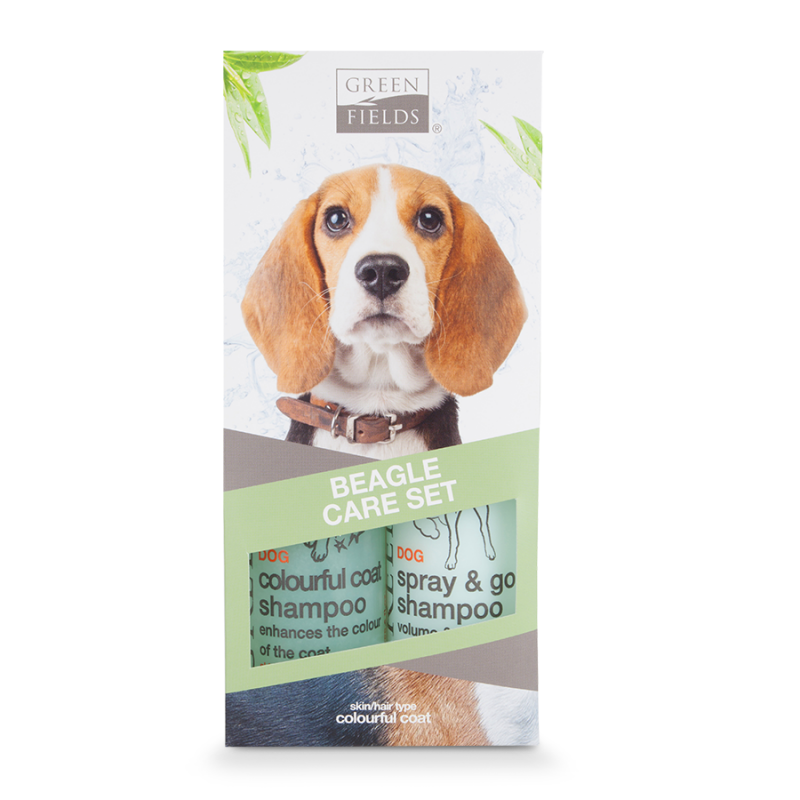 Greenfields Beagle Care Set 2x250 ml 8718836723346