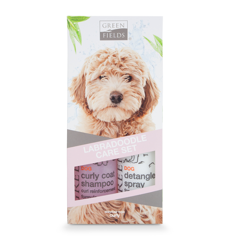 Greenfields Labradoodle Care Set 2x250 ml 8718836723353