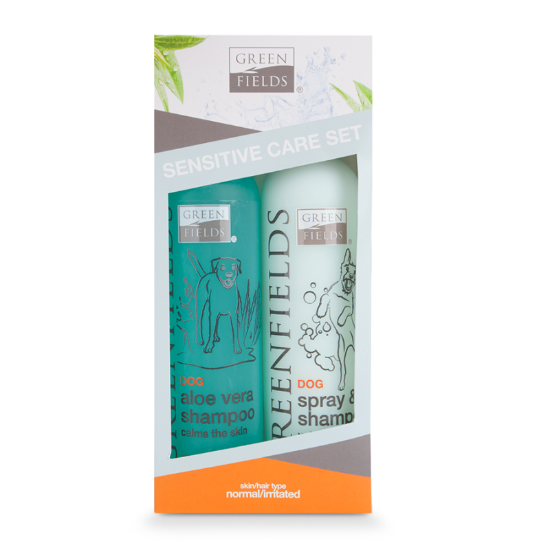 Greenfields Sensitive Care Set 2x250 ml 8718836723322