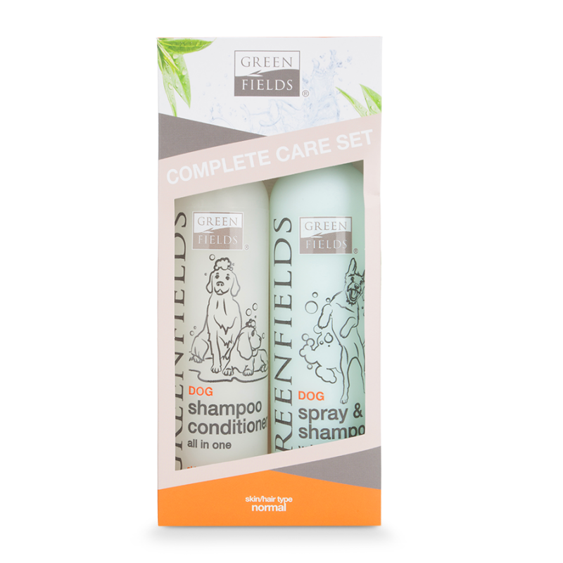 Greenfields Complete Care Set 2x250 ml 8718836723315 opiniones