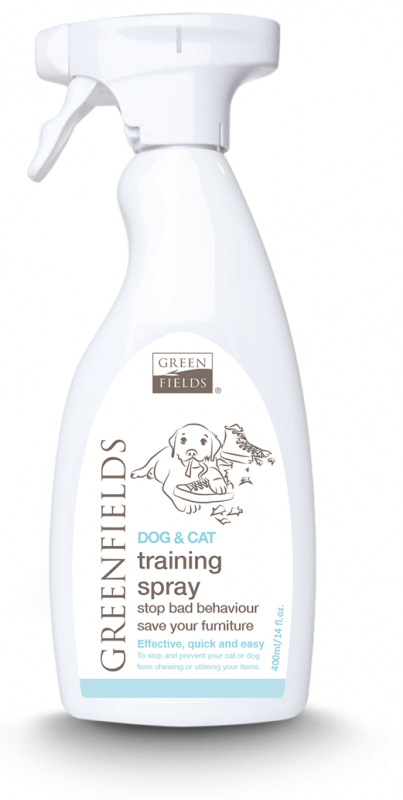 Greenfields Training Spray 400 ml 8718836724008