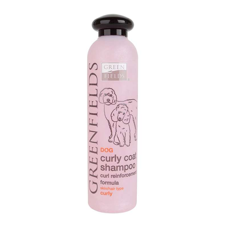 Greenfields Curly Coat Shampoo 250 ml 8718836720253 opiniones