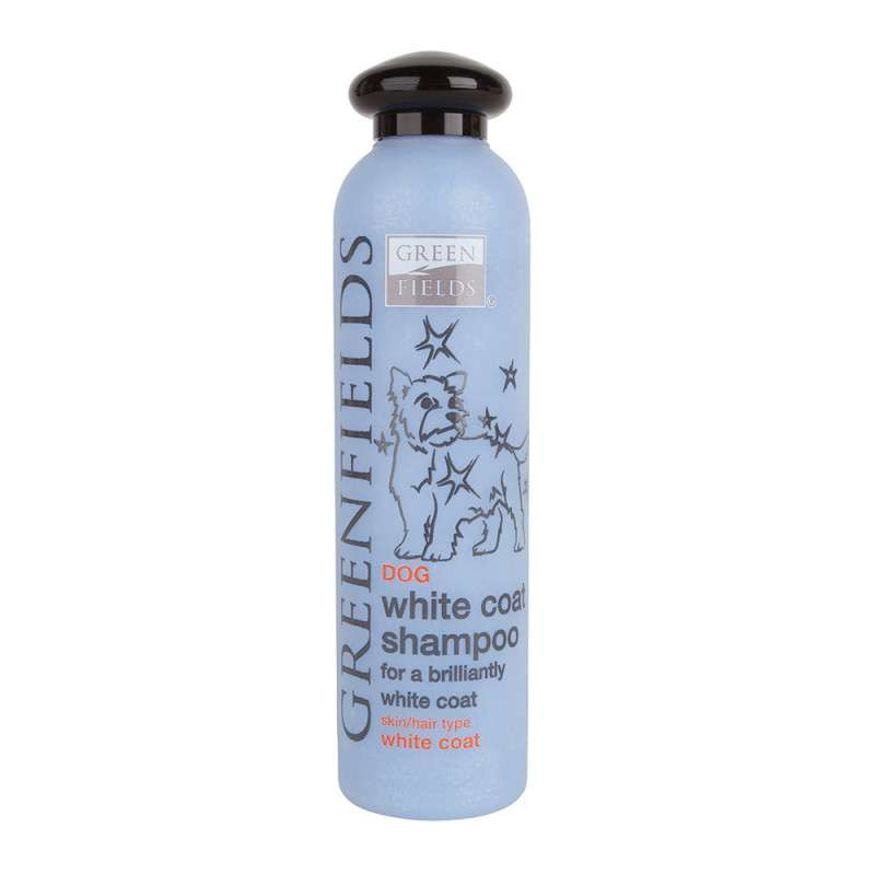 Greenfields White Coat Shampoo 250 ml 8718836720208