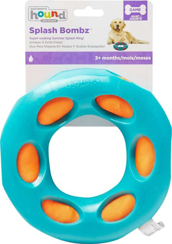 Outward Hound SplashBombz Ring