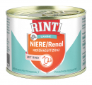 Rinti Canine Kidney with Beef 185 g
