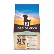 Hill's Ideal Balance No Grain Puppy com Frango e Batata 2 kg