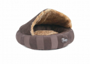 Tramps AristoCat Dome Bed, brown Brun