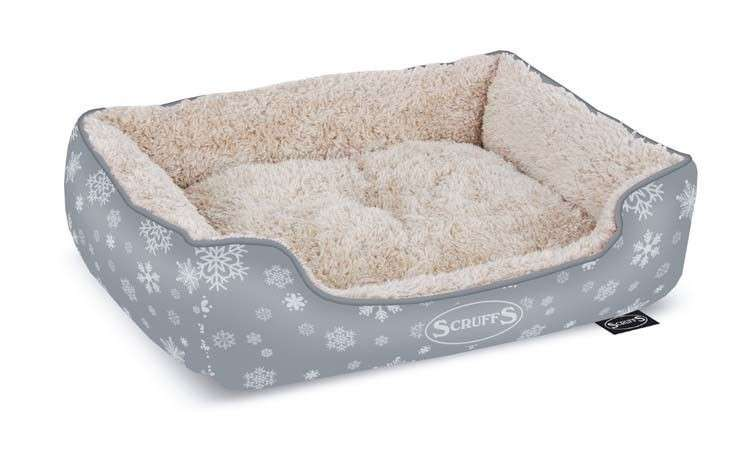 Scruffs Winter Wonderland Lounger 5060319936402