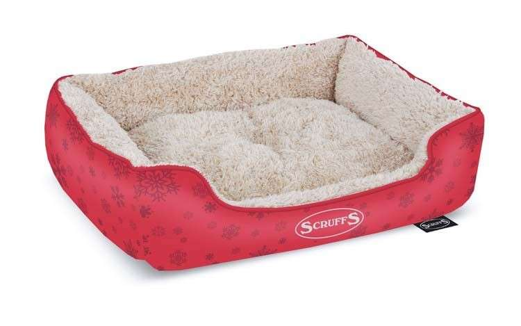 Scruffs Winter Wonderland Lounger 55x45x15 cm